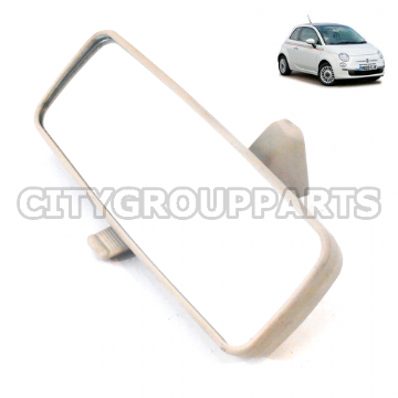 GENUINE FIAT 500 HATCHBACK MODELS FROM 2008 TO 2015 INTERIOR REAR VIEW MIRROR